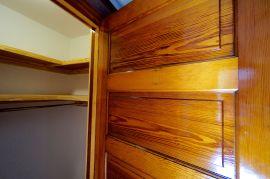 back bedroom suite closet #1