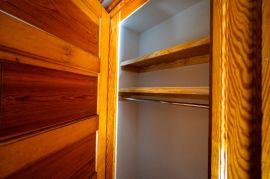 back bedroom suite closet #2