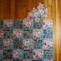 linoleum 'rug